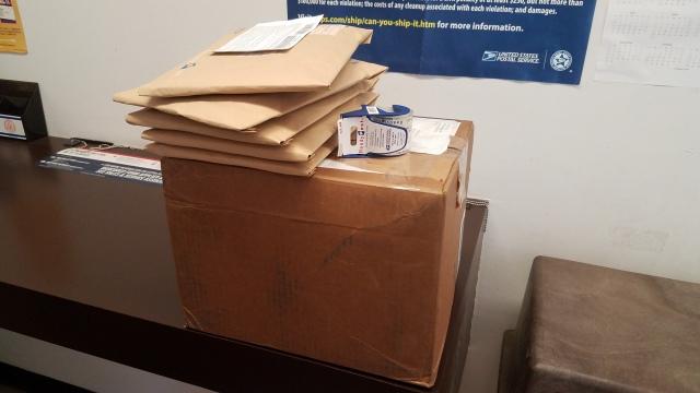 DD mailer