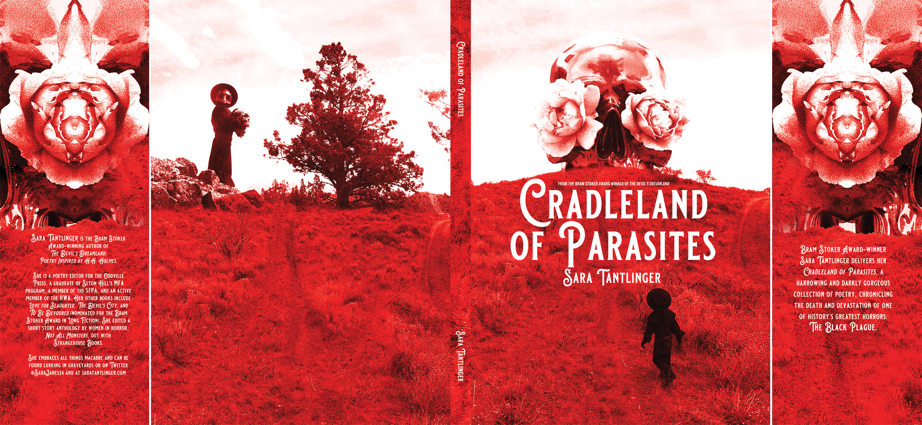 Cradleland Dust Jacket MEDIA