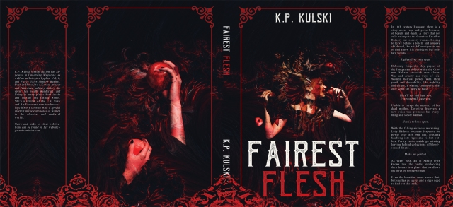 Fairest Flesh MEDIA dust jacket