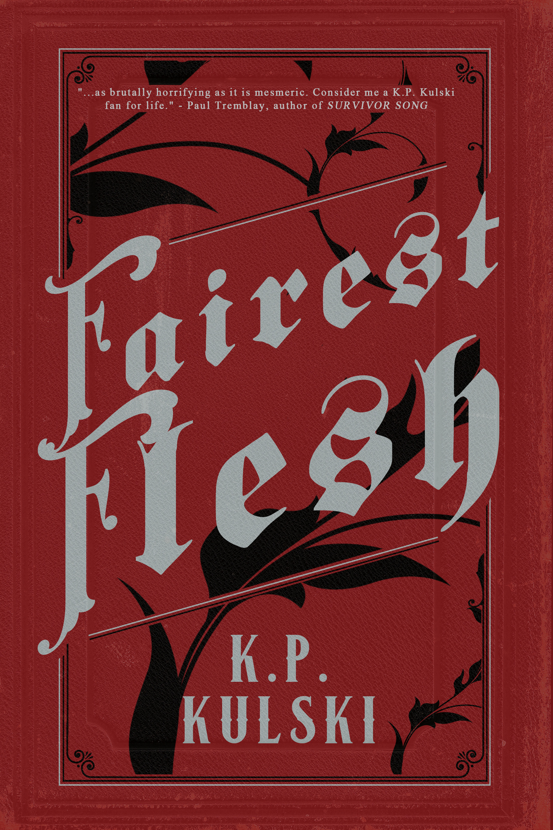fairest flesh standard cover